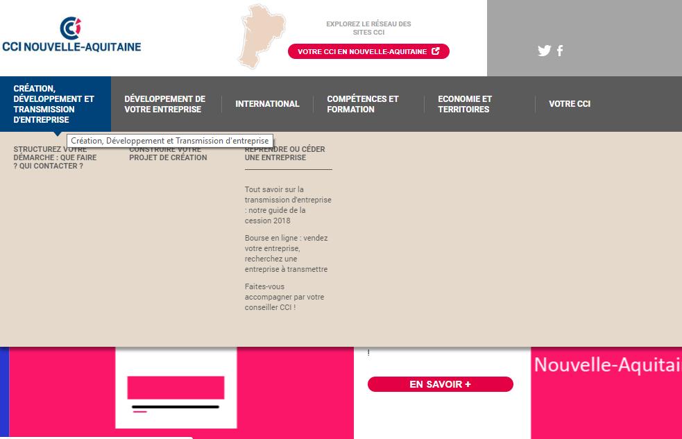Comment acquérir une entreprise dans la Nouvelle Aquitaine ?